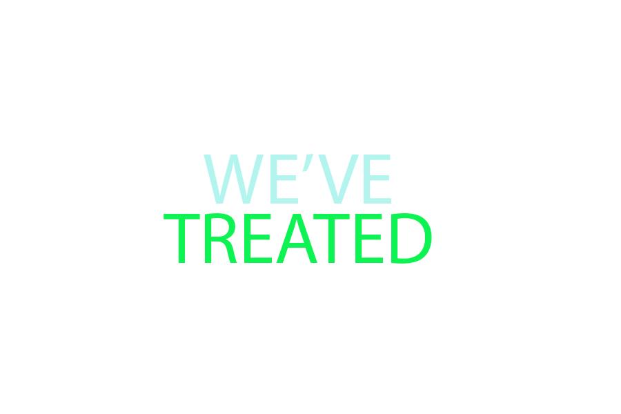 We've-treated